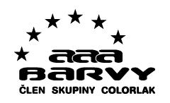 AAA Barvy - člen skupiny Colorlak